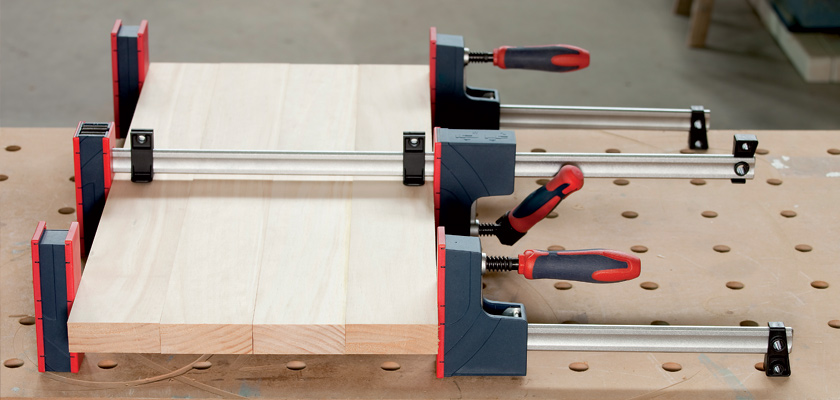 Parallel Jaw Clamps