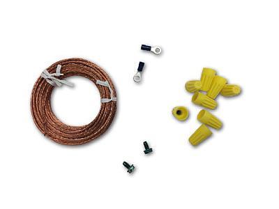 Zemnící a montážní sada IGM pro odsávání