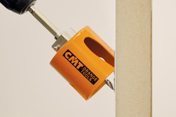Korunkové vrtáky CMT | Vykružovány pro profíky