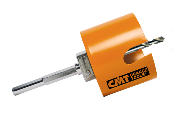CMT Holesaws for professionals